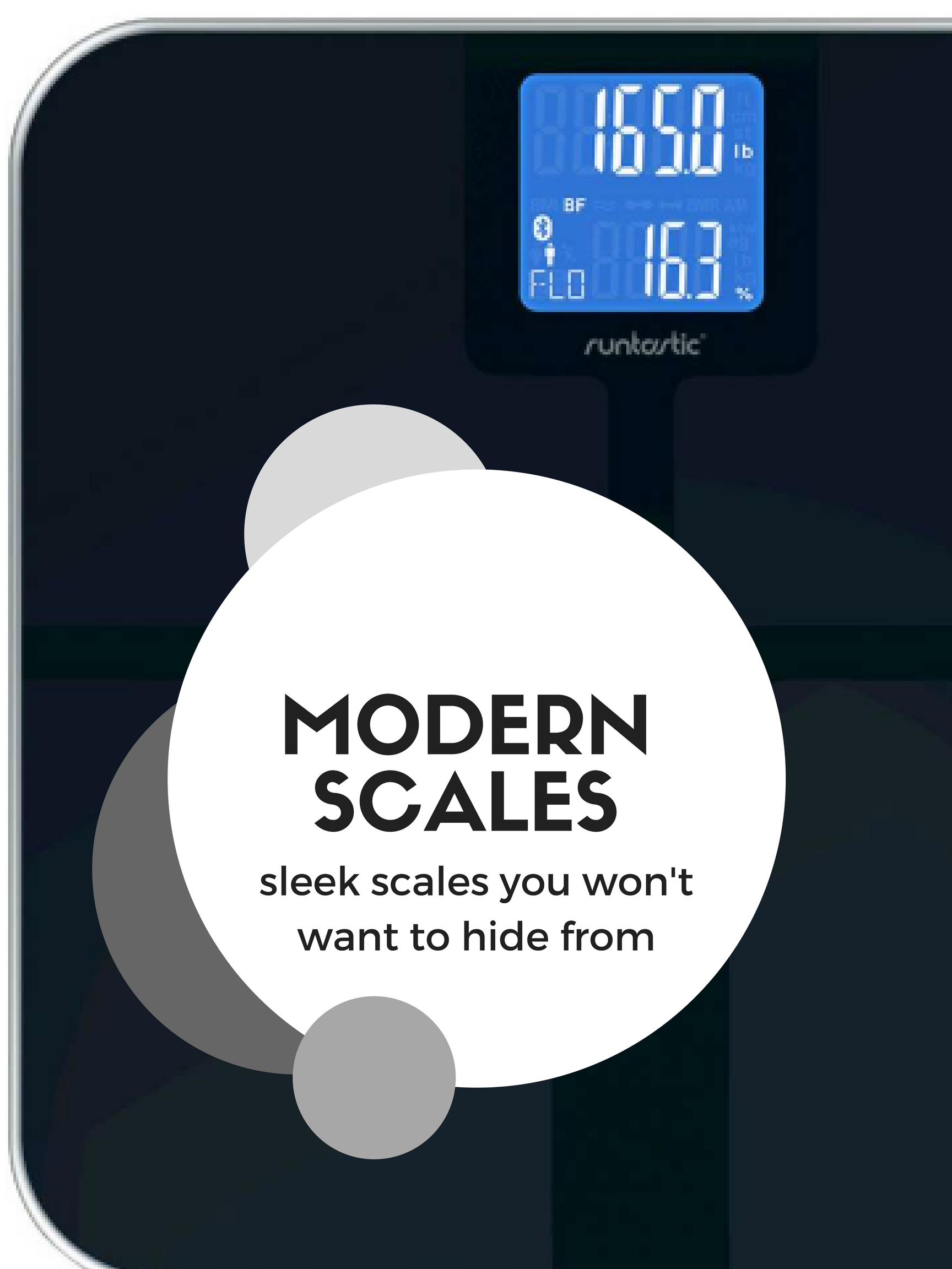 Modern Personal Scales