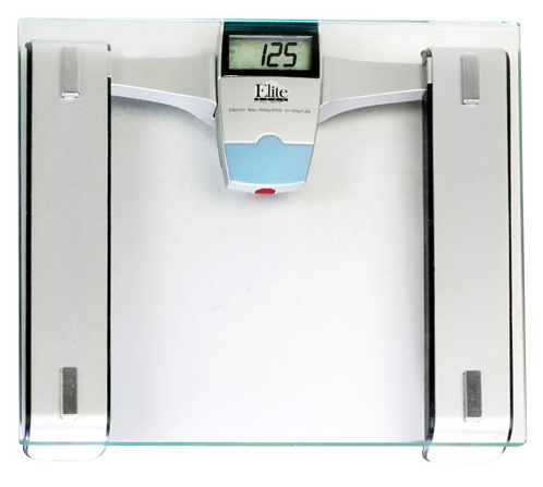 Elite Home Electronic Personal Bathroom Scale
