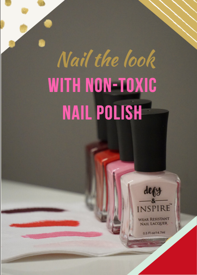 Nail the Look With Non-Toxic Nail Polish – Target Made Me Do It