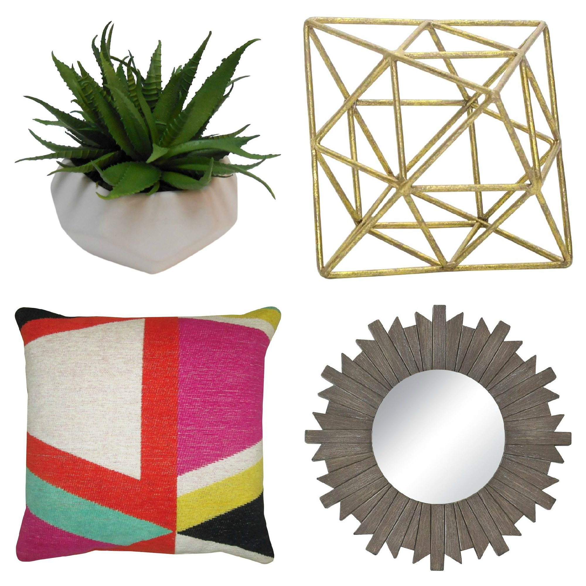 modern home accents