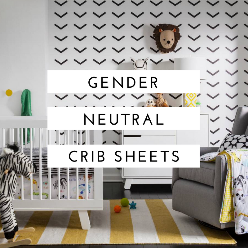 Gender Neutral Crib Sheets