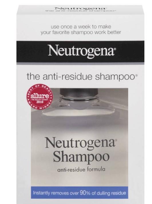 Neutrogena Anti- Residue Shampoo