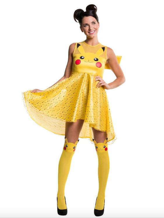 Pokémon Pikachu Women's Dress