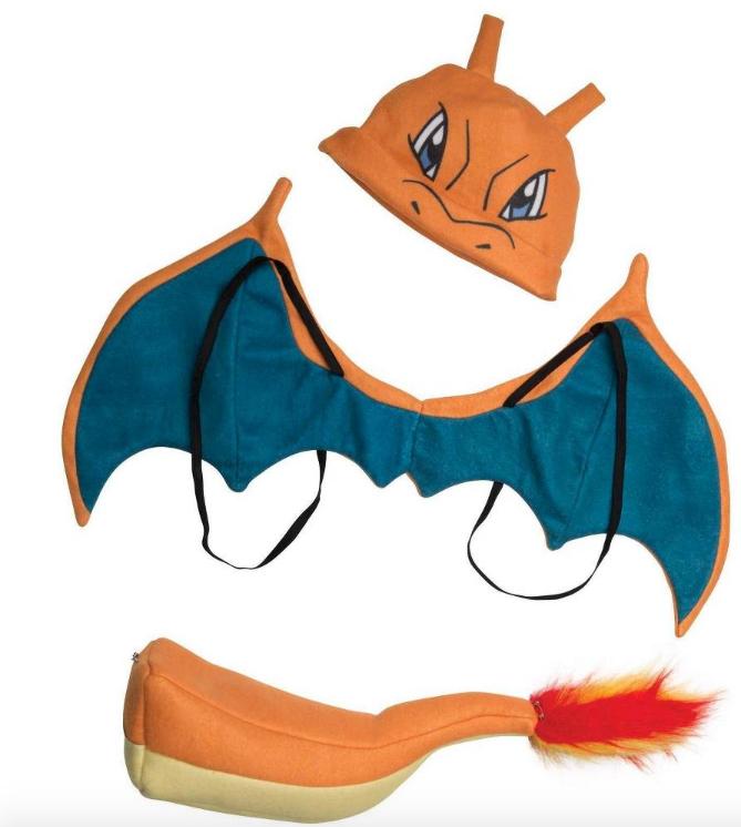 Pokémon Kid's Charizard Costume