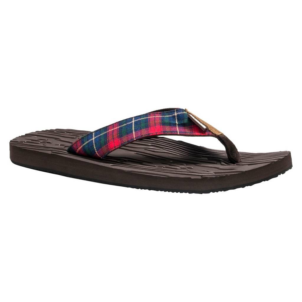 MUK LUKS Asher Flip Flop Sandals