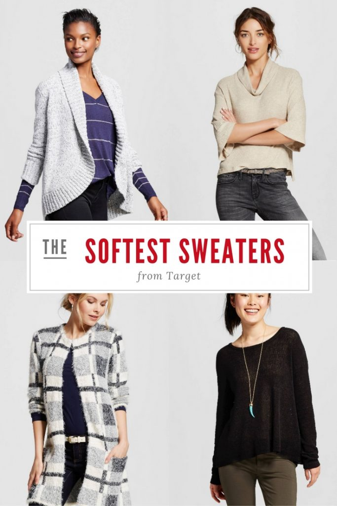 softest sweaters