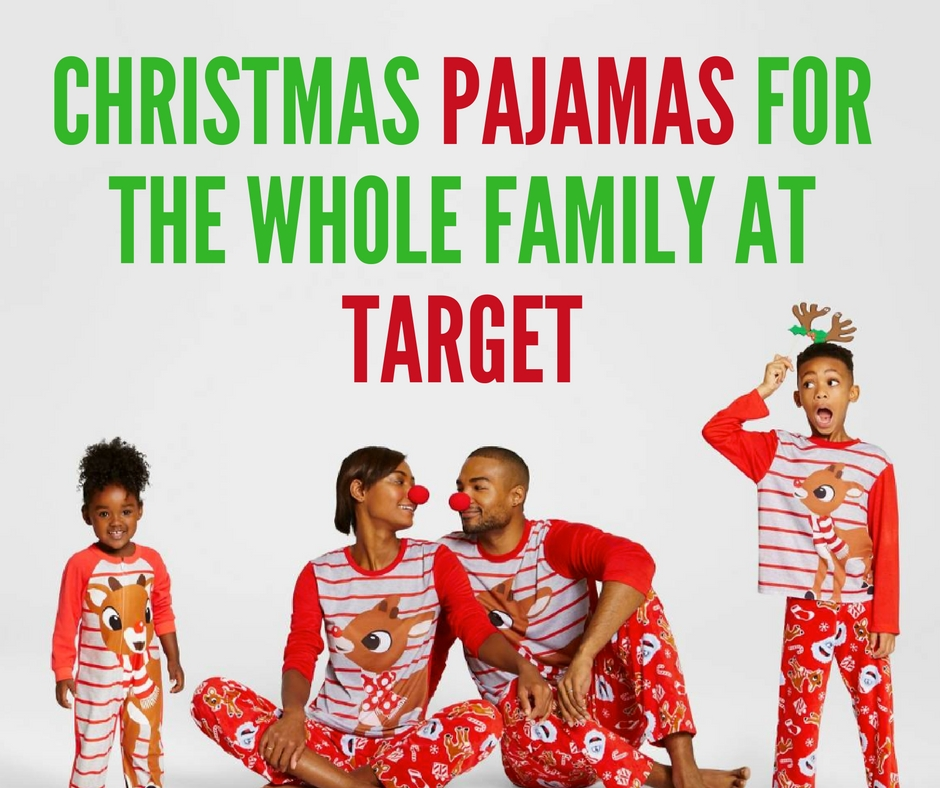 79562e5a93 Christmas Pajamas for the Whole Family – Target Made Me Do It