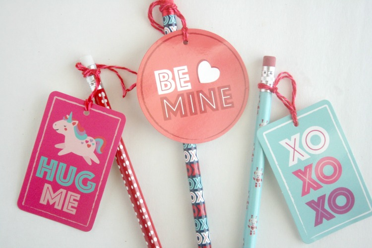 DIY Kids Valentines Gift Ideas