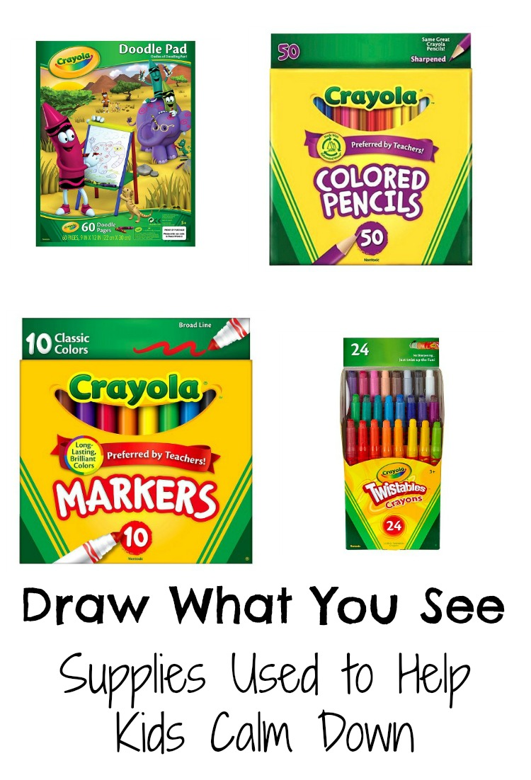 Draw what you see
