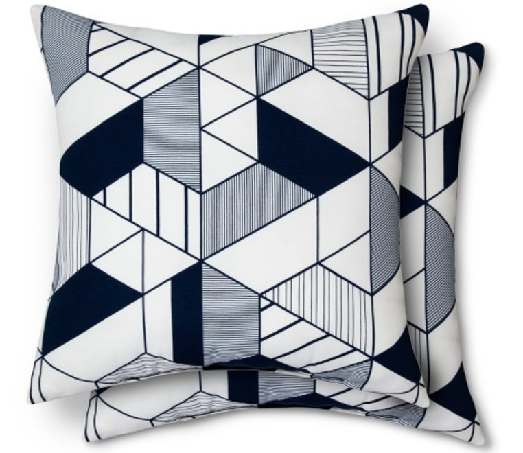 Geo Pillows