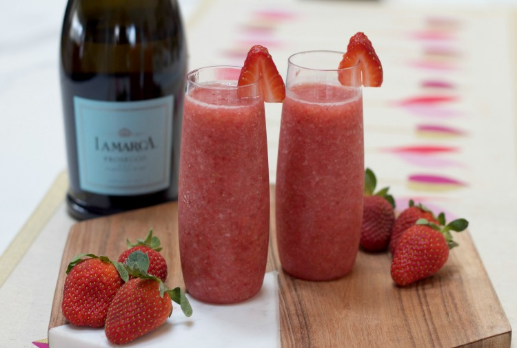 Strawberry Mimosa Recipe