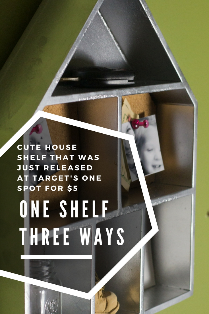 One Shelf, Three Ways