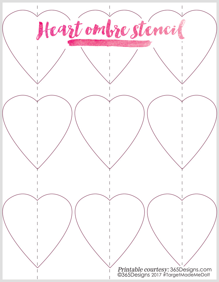 Heart-Stencil-365-designs-for-Target-made-me-do-it