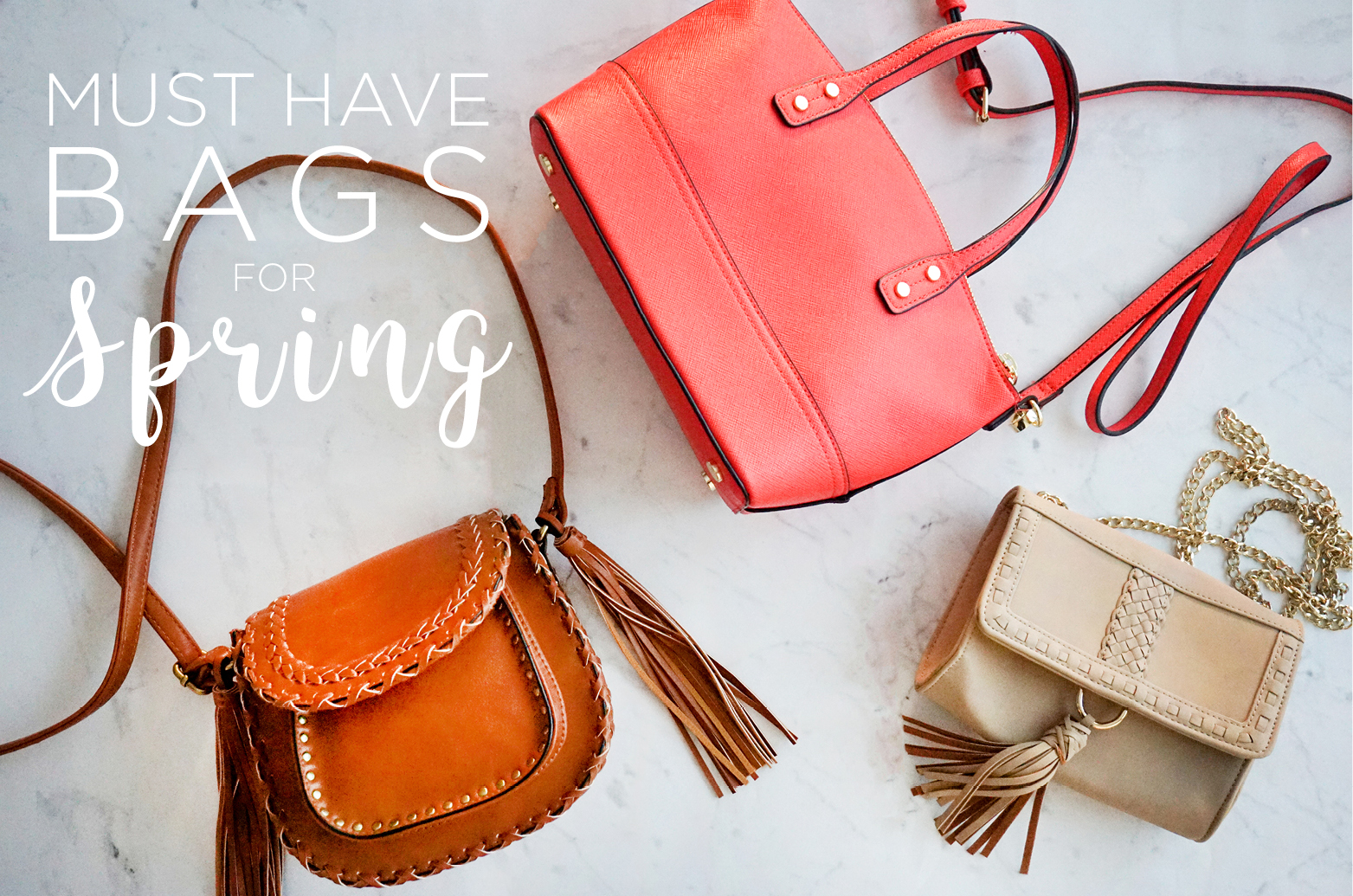 Must Have Bags for Spring