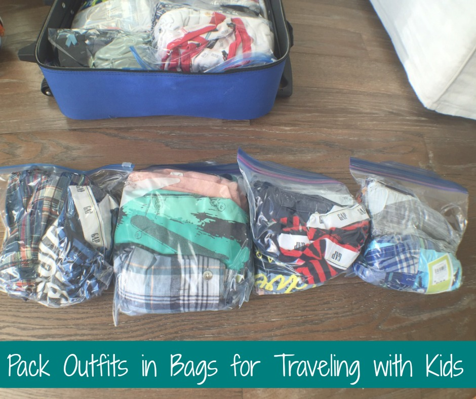 Travel with Kids: Packing Tips