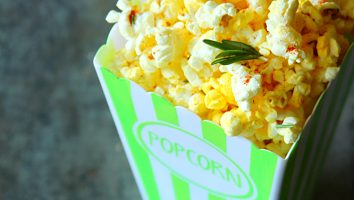 ROSEMARY CAYENNE POPCORN TO SPICE UP MOVIE NIGHTS - ANJANA DEVASAHAYAM