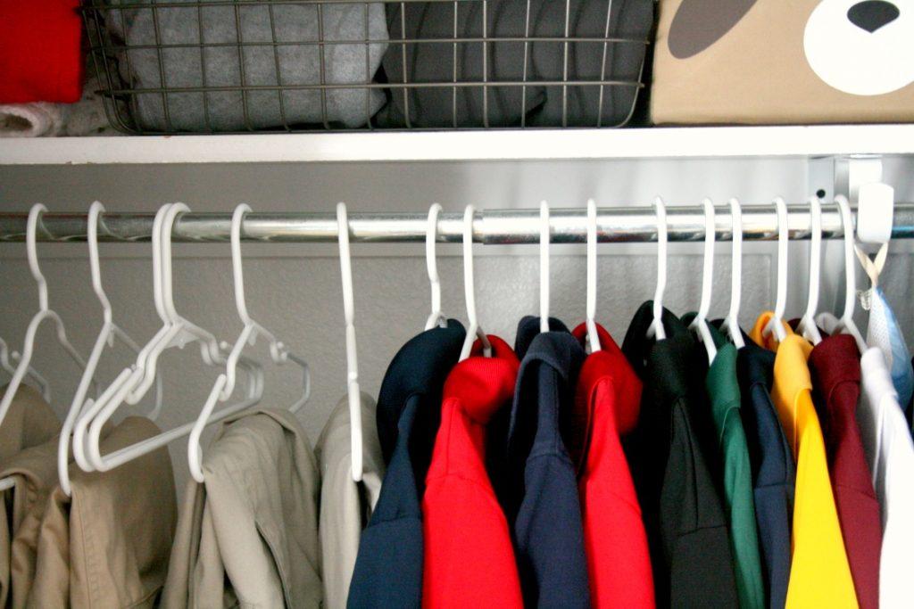 Target hangers for back to school