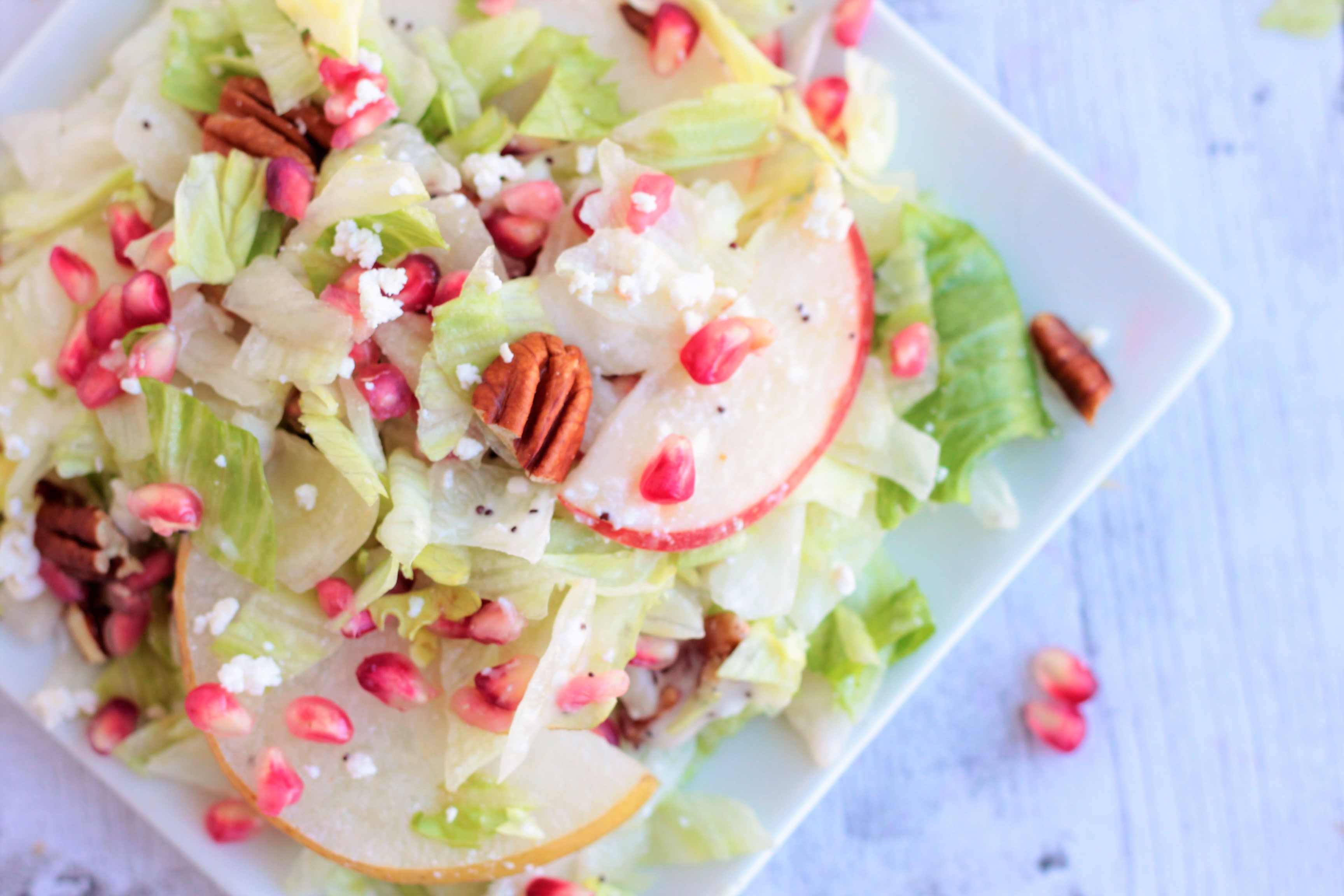 Seasonal Autumn Salad