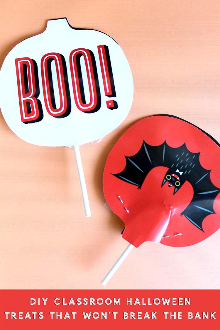 DIY Halloween treats that won't break the bank