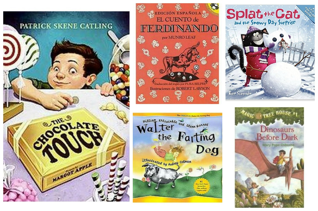Books for kids to read this winter