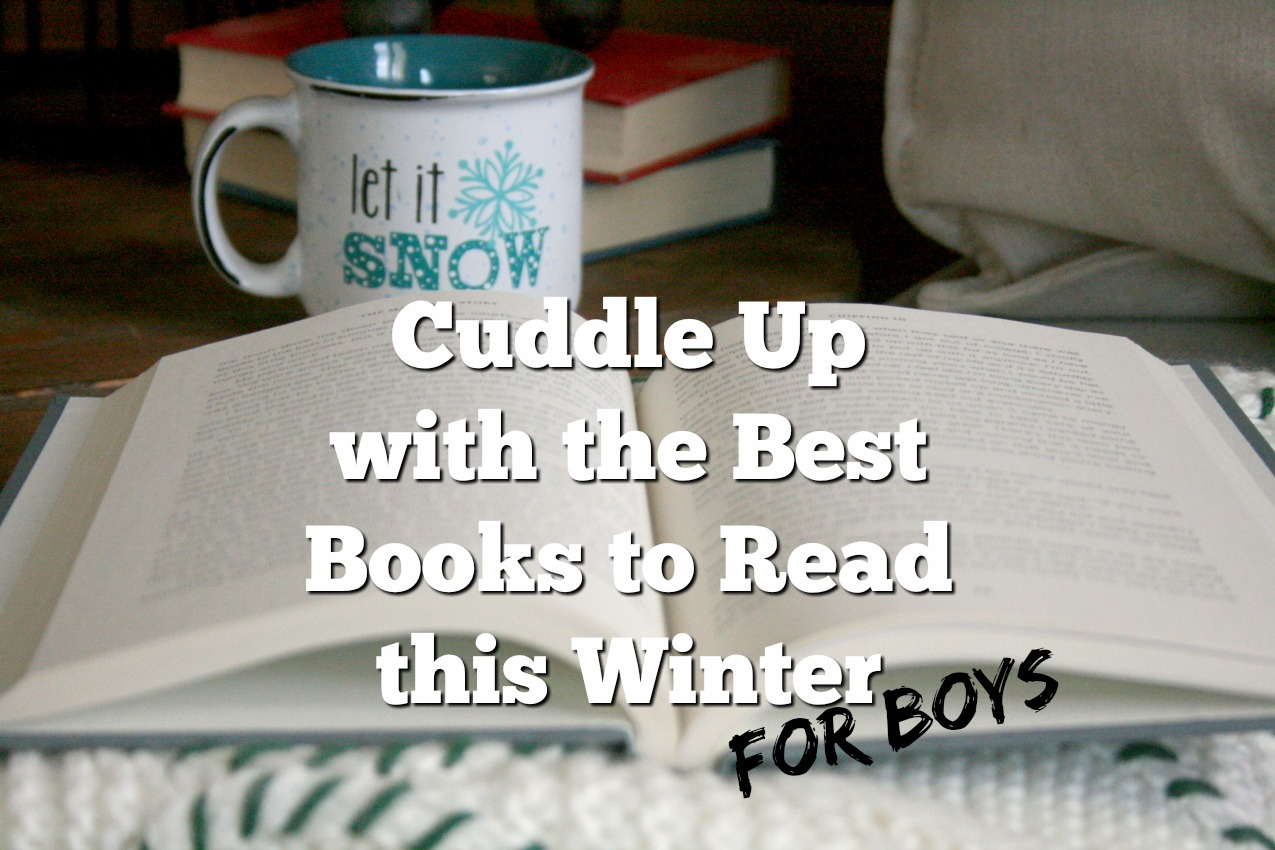 Cuddle up with the best books for winter