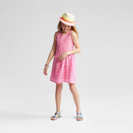 14ee1915ada 5 Picture Perfect Easter Cat   Jack Dresses for All Girls – Target ...
