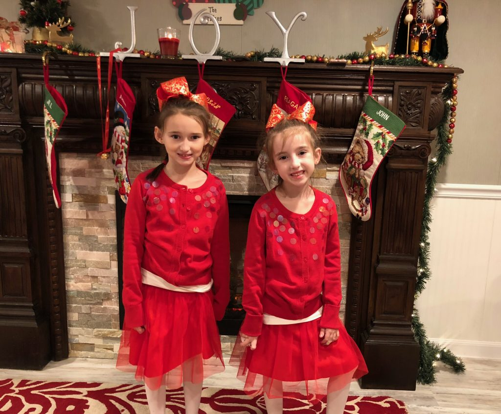 Picture Perfect Christmas Time Outfits from Cat & Jack for Girls