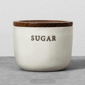 Farmhouse Sugar Bowl