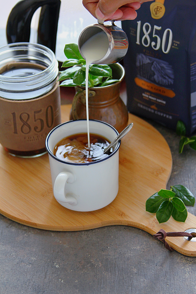 Start Your Day Right With 1850 Coffee