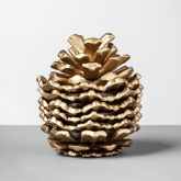 Pinecone Coaster Set